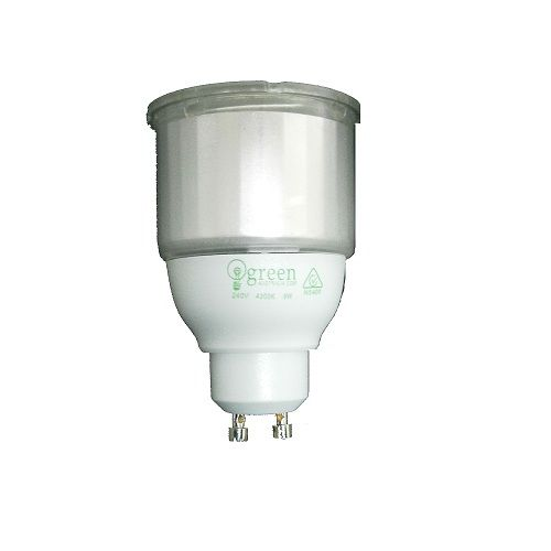 GU10 Energy Saving Globe
