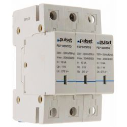 1 & 3 Pole Surge Protector Removable