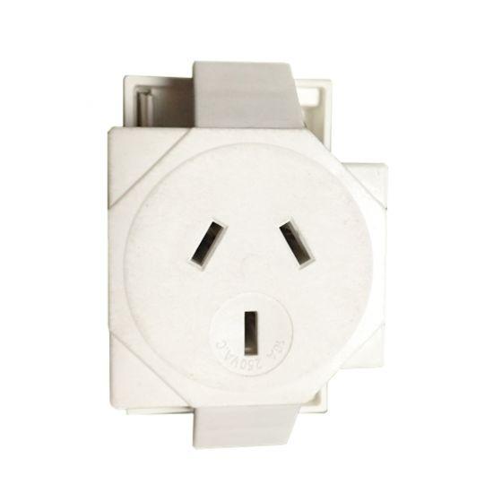 Single Plug Base Clip on