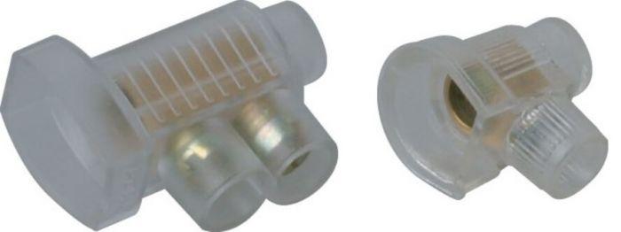 35A Single & Double Screw Connectors