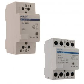 2 & 4 Pole Module Contactors | Module contactors supply | Electric supply