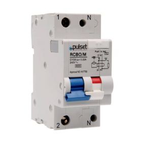 Deal 2 Pole MCB/RCD Mechanical Combo | Sale Mechanical Combo