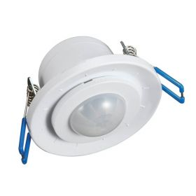 PIR SENSOR RECESSED GIMBLE