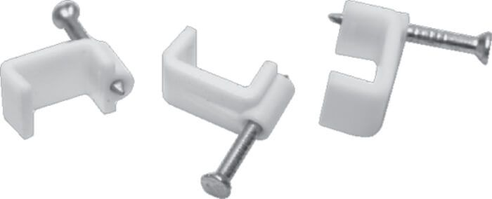 10 & 12mm Cable Clips